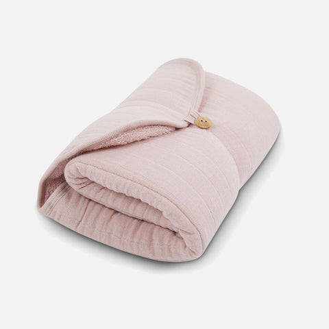 Cotton Go Changing Mat - Rose