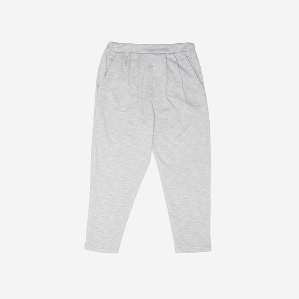 Summer Pants - Grey Melange - 3-9y