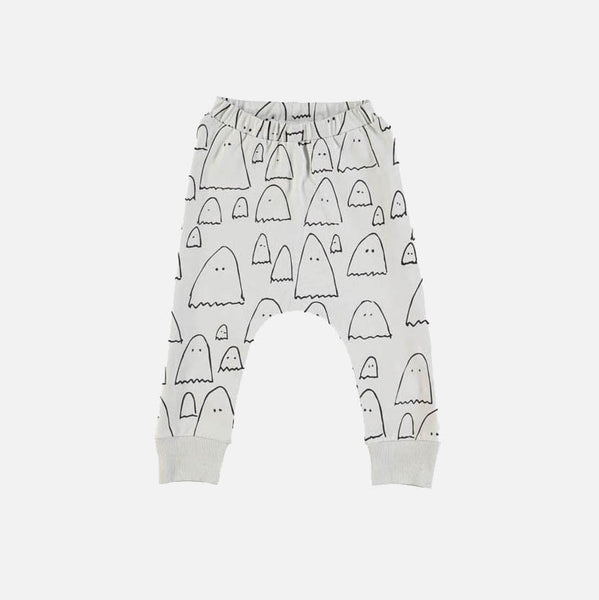 Cotton Pants - Ghost - 6m-4y