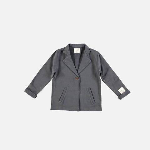 Kansas Blazer - Dark Grey - 3-4y