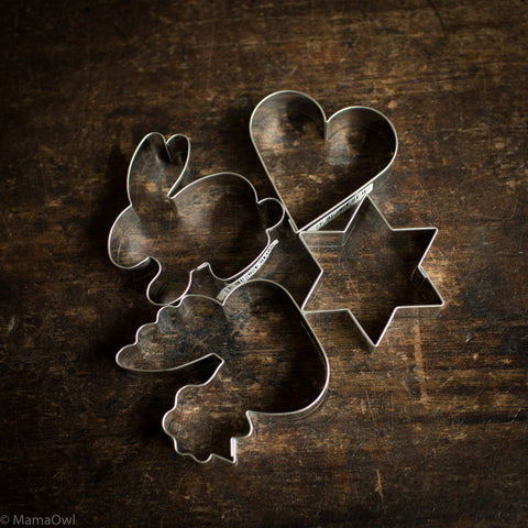 Child's Cookie Cutter - Various Options