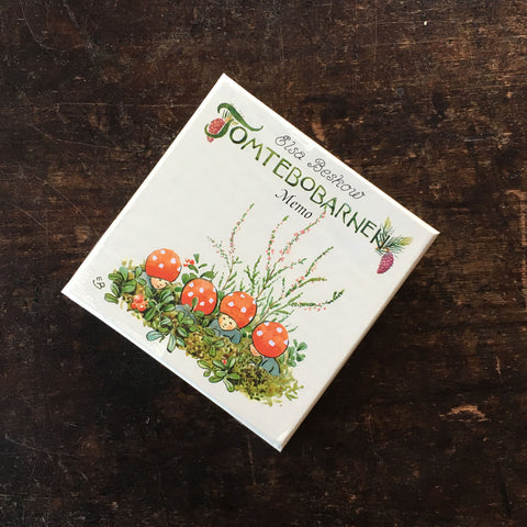 Elsa Beskow's Children of the Forest - Memory Game