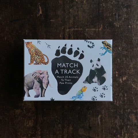 Match a Track Memory Game
