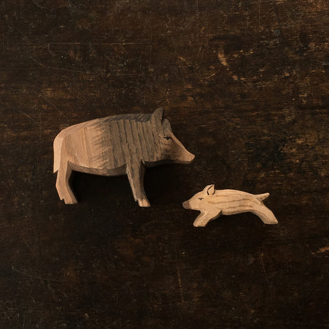 Handcrafted Small Wild Boar