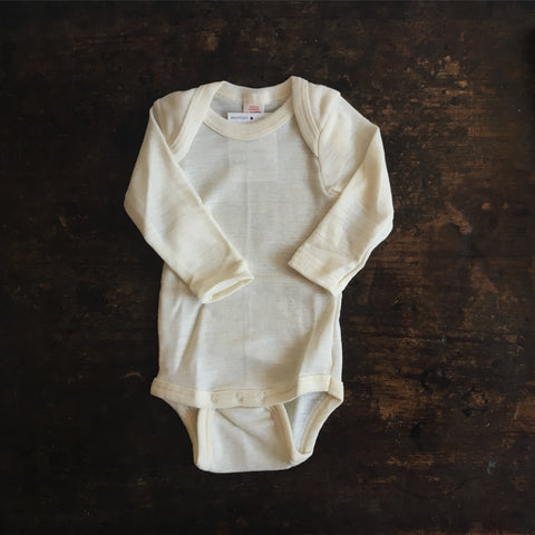 100% Organic Merino Wool Body -Natural