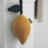 Wool Lemon Mini Mobile - Yellow