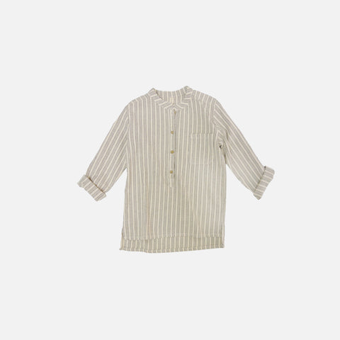 Juno Stripped Shirt - Cosmic - 6y
