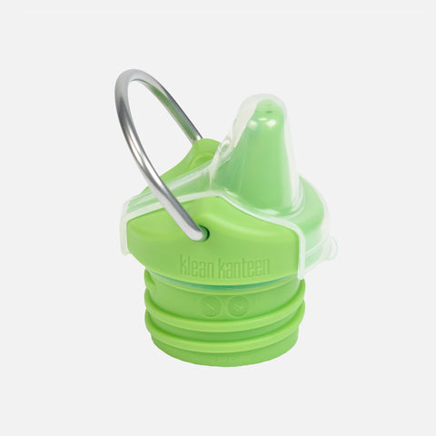 Sippy Cap Replacement - Green