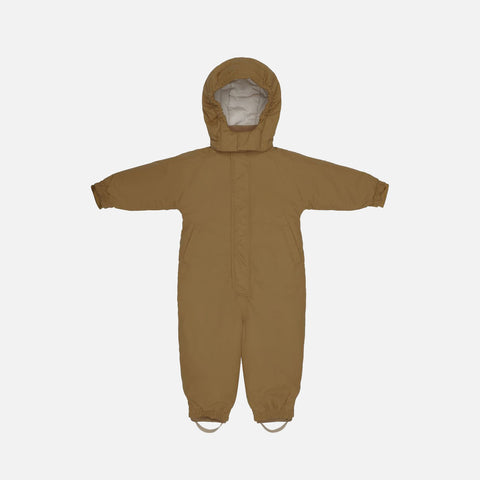 Nohr Insulated snowsuit - Cognac