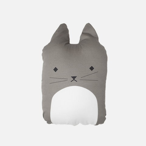 Organic Cotton Animal Friends - Cuddly Cat