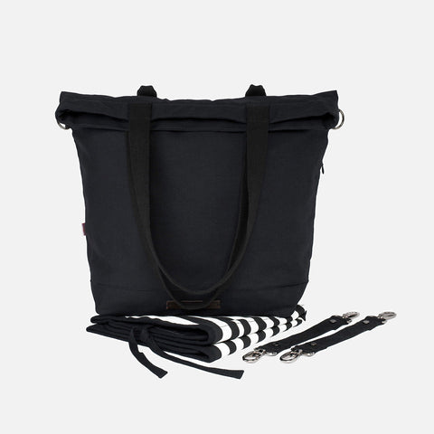 Global Traveller Changing bag - Black