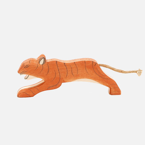 Handcrafted Large Tiger jumping