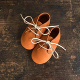 Handmade Traveller Shoes - Ochre