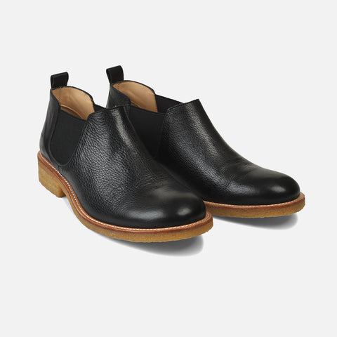 Women's Chelsea Boot - Black - 37 (UK 4.5) - 41 (UK 8.5)