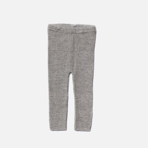 Alpaca Grandpa Pants - Grey - 6m-8y