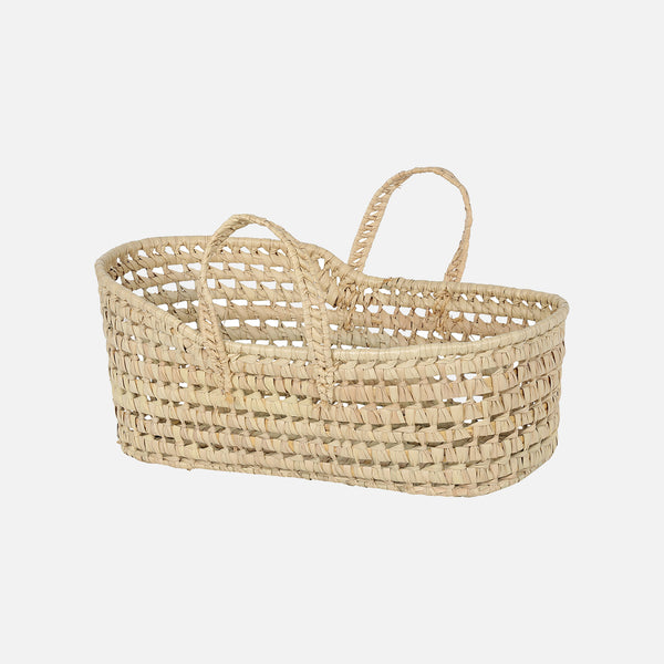 Straw Doll's Basket