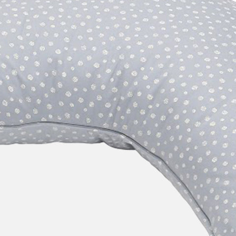 Organic Cotton Breastfeeding Pillow Cover - Air
