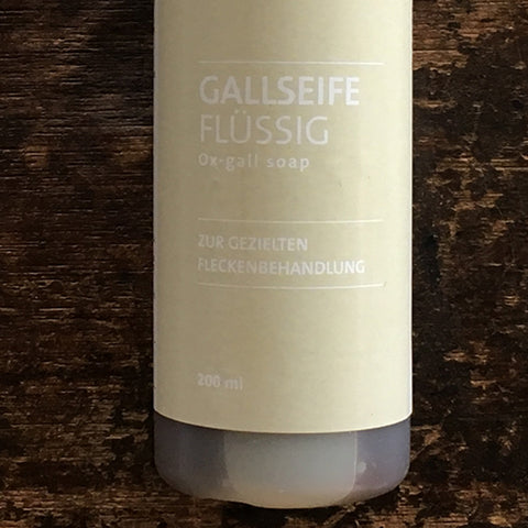 Gall Soap - Wool Stain Remover