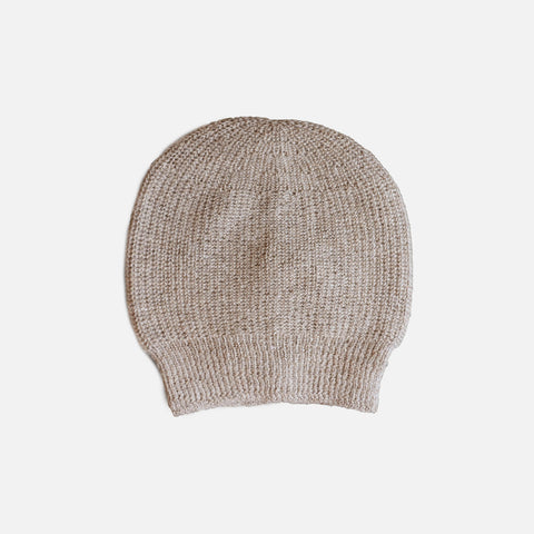 Women's Alpaca Greta Hat - Pebble
