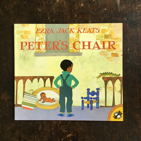 Ezra Jack Keats - Peter's Chair