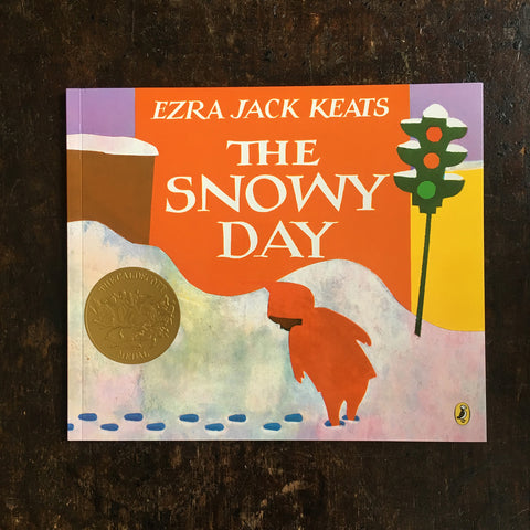 Ezra Jack Keats - The Snowy Day
