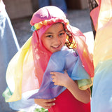 Large Enchanted Play Silks - Rainbow