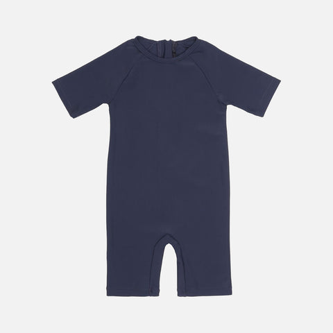 UV Swim Suit - Navy - 6m-4y