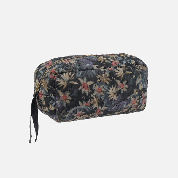 Quilted Toiletry Bag - Marquis