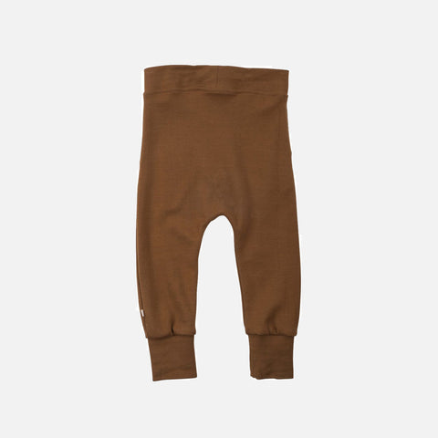 Organic Cotton Ivi Pants - Amber