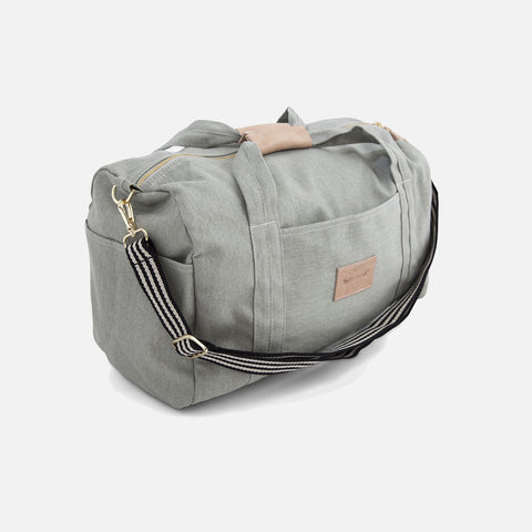 Cotton Easy Weekend Changing Bag - Almond