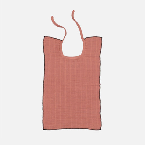 Cotton Muslin Lobster Bibs - Many Colours