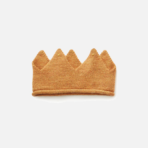 Alpaca Crown - Gold