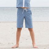 Sam Long Swim Shorts - Petrol - 2-10y
