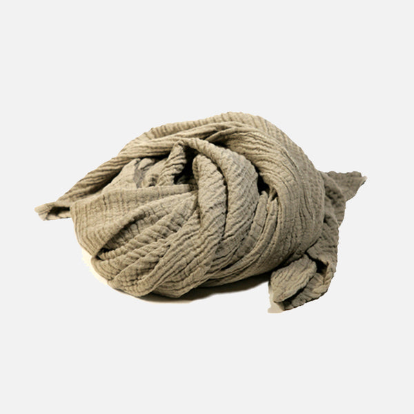 Adult Muslin Cotton Scarf - Sauvage