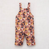 Cotton Baby Overall - Patchwork - 12-24m