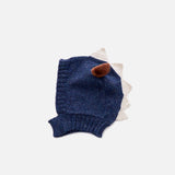 Alpaca Monster Hat - Navy - 0m-6y
