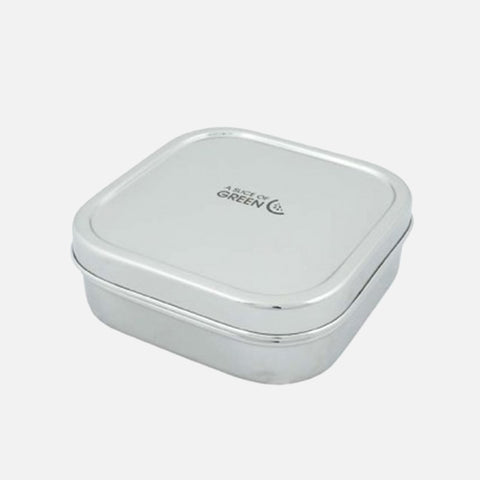 Stainless Steel Large Square Container