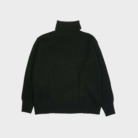 Women's Merino Sweater - Black