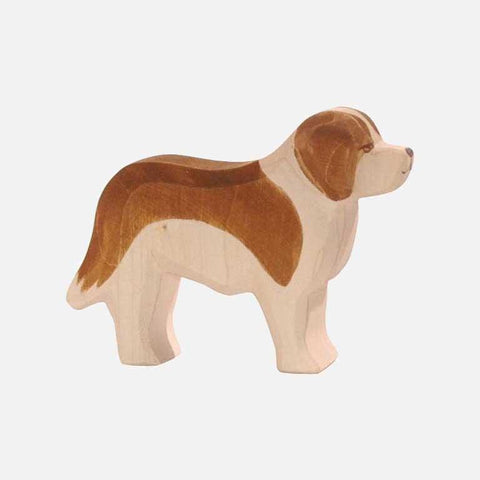 Handcrafted St Bernard Dog