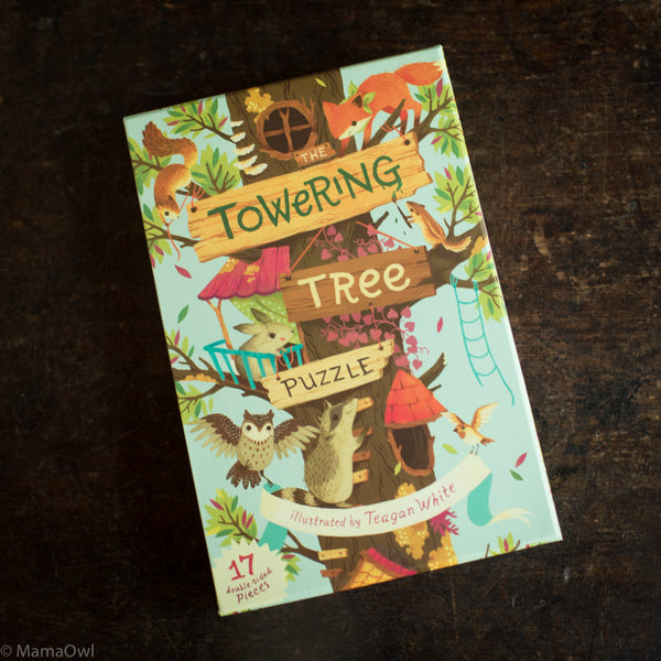 The Towering Tree Story Puzzle
