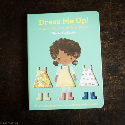 Maria Carluccio - Dress Me Up!