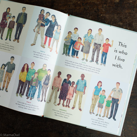 Matt Lamothe - This Is How We Do It: One Day In The Lives Of Seven Kids From Around The Word