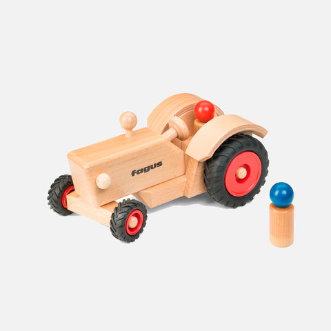 Wooden Classic Tractor