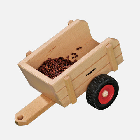 Wooden Farm Cart