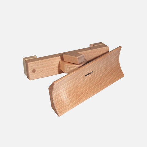 Wooden Snowplow Extension