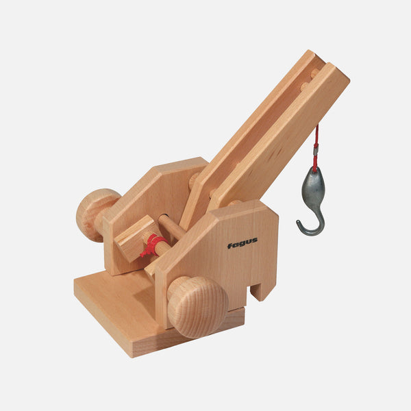 Wooden Crane Extension
