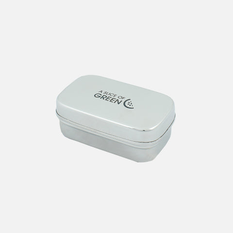 Stainless Steel Morri Mini Rectangle Snack Box