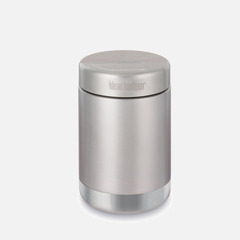 Stainless Steel 473ml Insulated Food Canister - Brushed Stainless