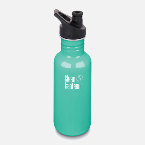 Stainless Steel Classic Water Bottle - 532ml - Sea Crest