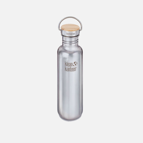 Stainless Steel Reflect Water Bottle - 592ml - Mirrored Stainless
